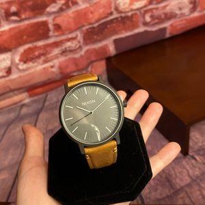 New Nixon watch